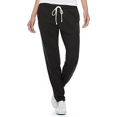 Juniors' SO® Lounge Life Fleece Relaxed Jogger Sweatpants