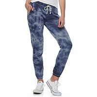 Juniors' SO® Lounge Life Fleece Jogger Pants