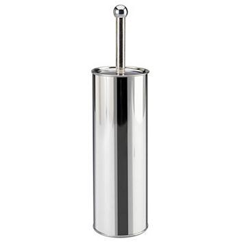 Bath Bliss Ball Stainless Steel Toilet Bowl Brush & Holder