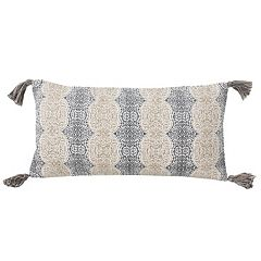 Thro by Marlo Lorenz Malikah Reversible Oblong Throw Pillow