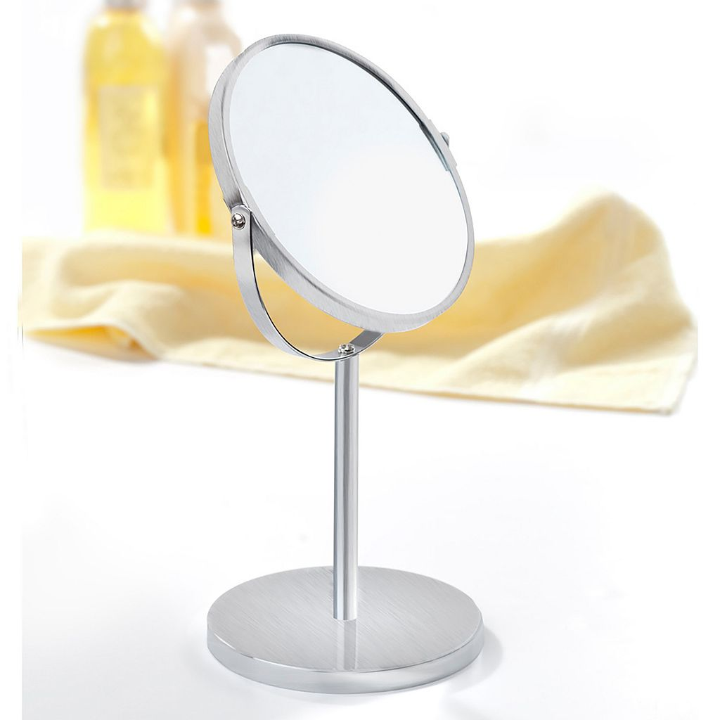 Kennedy Home Dual Sided Tabletop Vanity Mirror