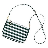 Lillybee Michigan State Spartans Reese Crossbody Bag