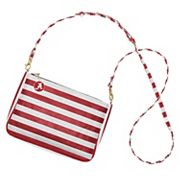 Lillybee Alabama Crimson Tide Reese Crossbody Bag