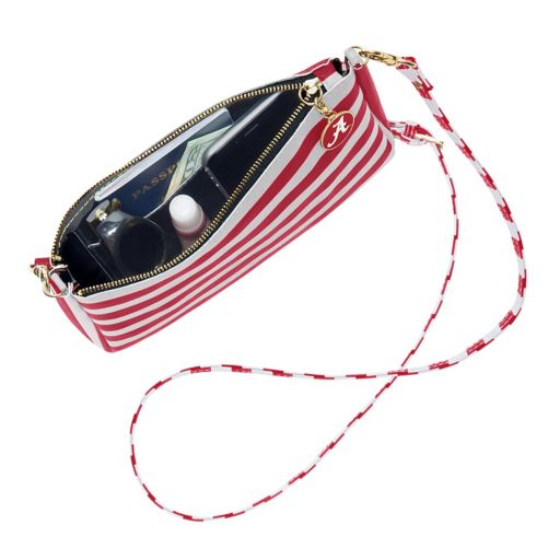 Lillybee Alabama Crimson Tide Reese Crossbody Bag