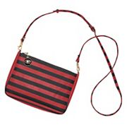 Lillybee Georgia Bulldogs Reese Crossbody Bag