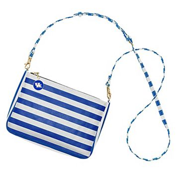 Lillybee Kentucky Wildcats Reese Crossbody Bag