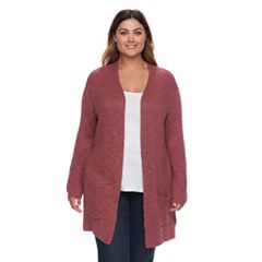 Plus Size SONOMA Goods for Life™ Long Cardigan