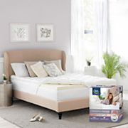 Serta 5-inch Cradling Cloud Plus Mattress Topper