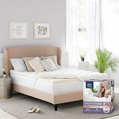 Serta Cradling Cloud Plus 5-inch Memory Foam Mattress Topper