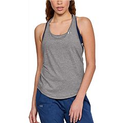 Women's Under Armour HeatGear Mesh Racerback Tank