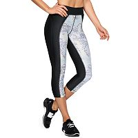 Women's Under Armour HeatGear Print Capri Leggings