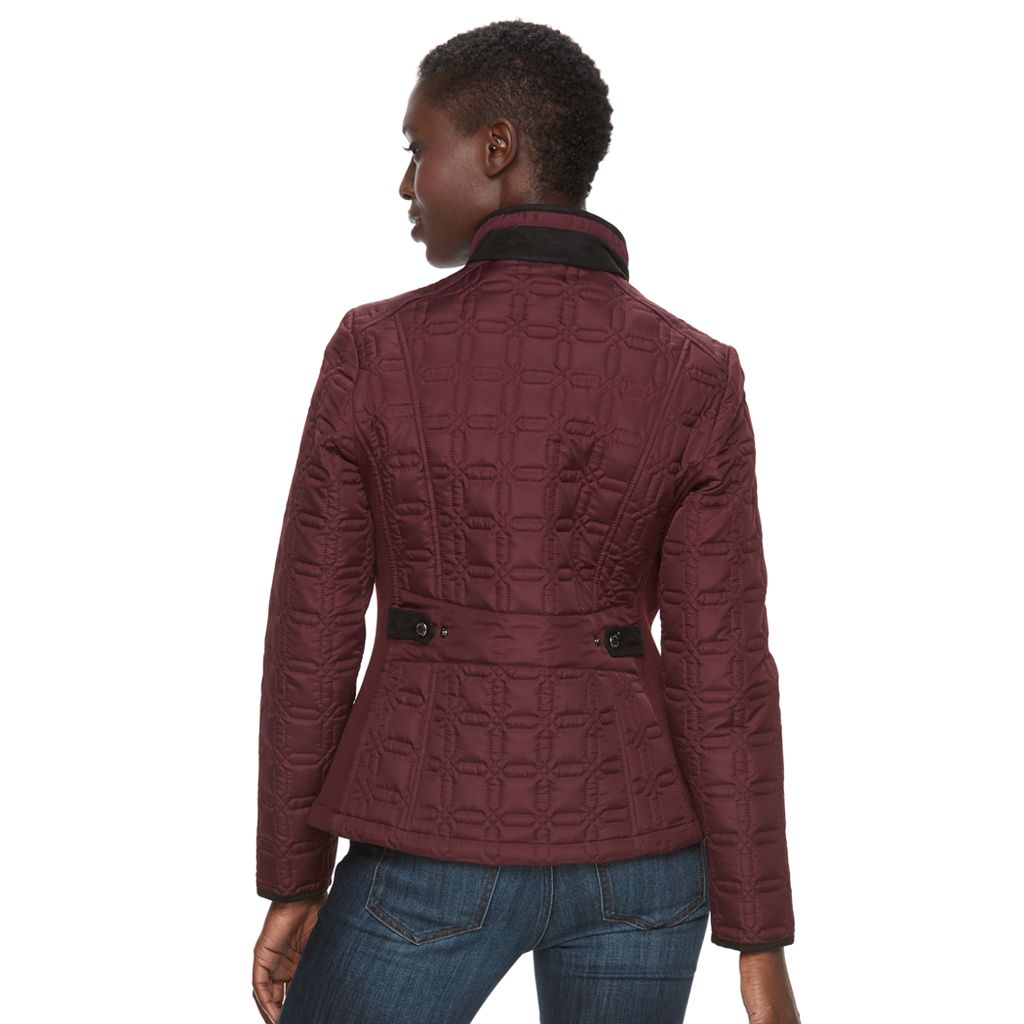 Women's Weathercast Quilted Midweight Jacket