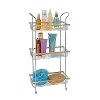 Bath Bliss Wire 3-Tier Spa Tower