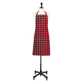 KAF HOME Gingham Apron