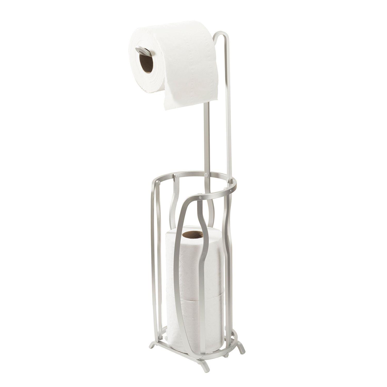 bath bliss dip tissue roll holder u0026 storage stand
