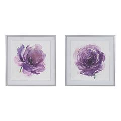 Purple Wall Decor, Home Decor | Kohl\'s