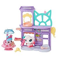 Littlest Pet Shop Shake 'n' Dry Salon Playset