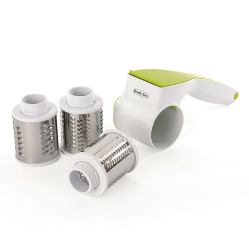 BergHOFF Cook & Co.  5-pc. Rotary Cheese Grater Set
