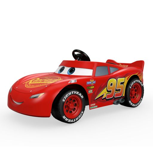 Disney / Pixar Cars 3 Lightning McQueen Ride-On by Power Wheels