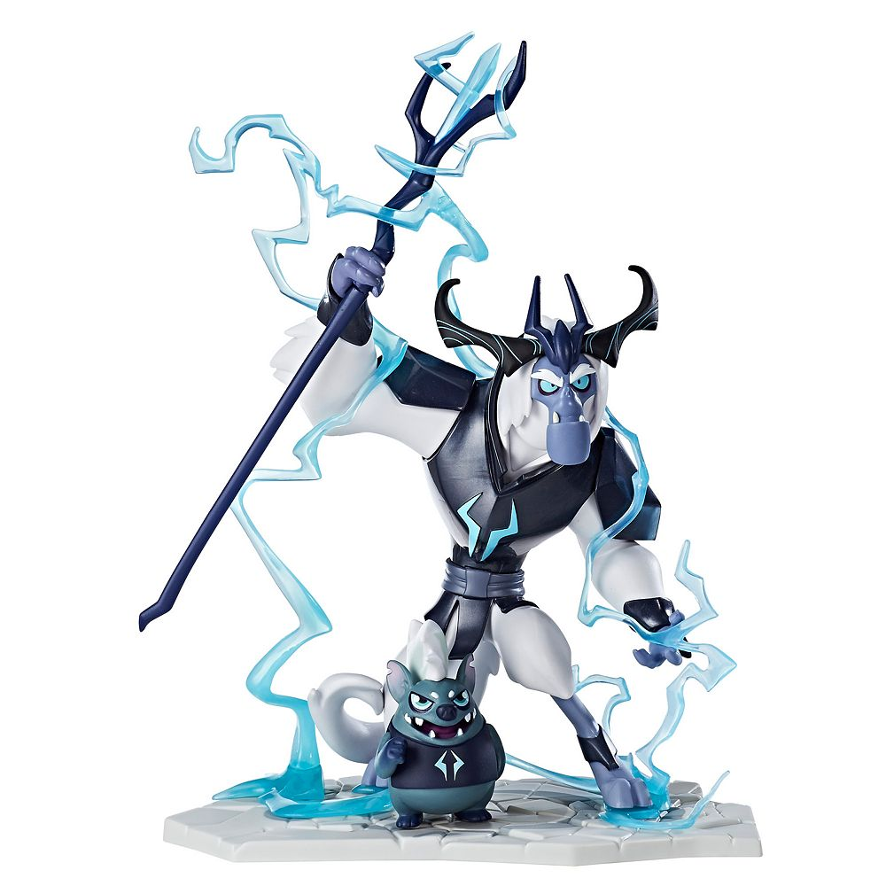 My Little Pony Fan Series Storm King and Grubber Figure Set