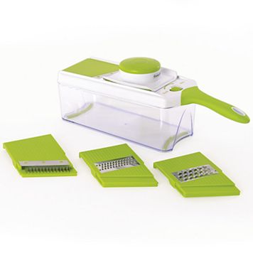 BergHOFF Cook & Co. 6-pc. Mandoline Slicing & Grating Set