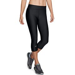Women's Under Armour HeatGear Capri Leggings