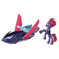 My Little Pony: The Movie Tempest Shadow Sky Skiff Figure