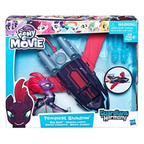 My Little Pony: The Movie Tempest Shadow Sky Skiff Figure