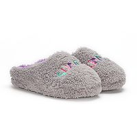 Women's SO® Verbiage Scuff Slippers