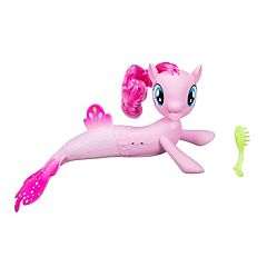 My Little Pony: The Movie Pinkie Pie Swimming Seapony Figure