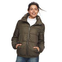 Women's Apt. 9® Bomber Puffer Jacket