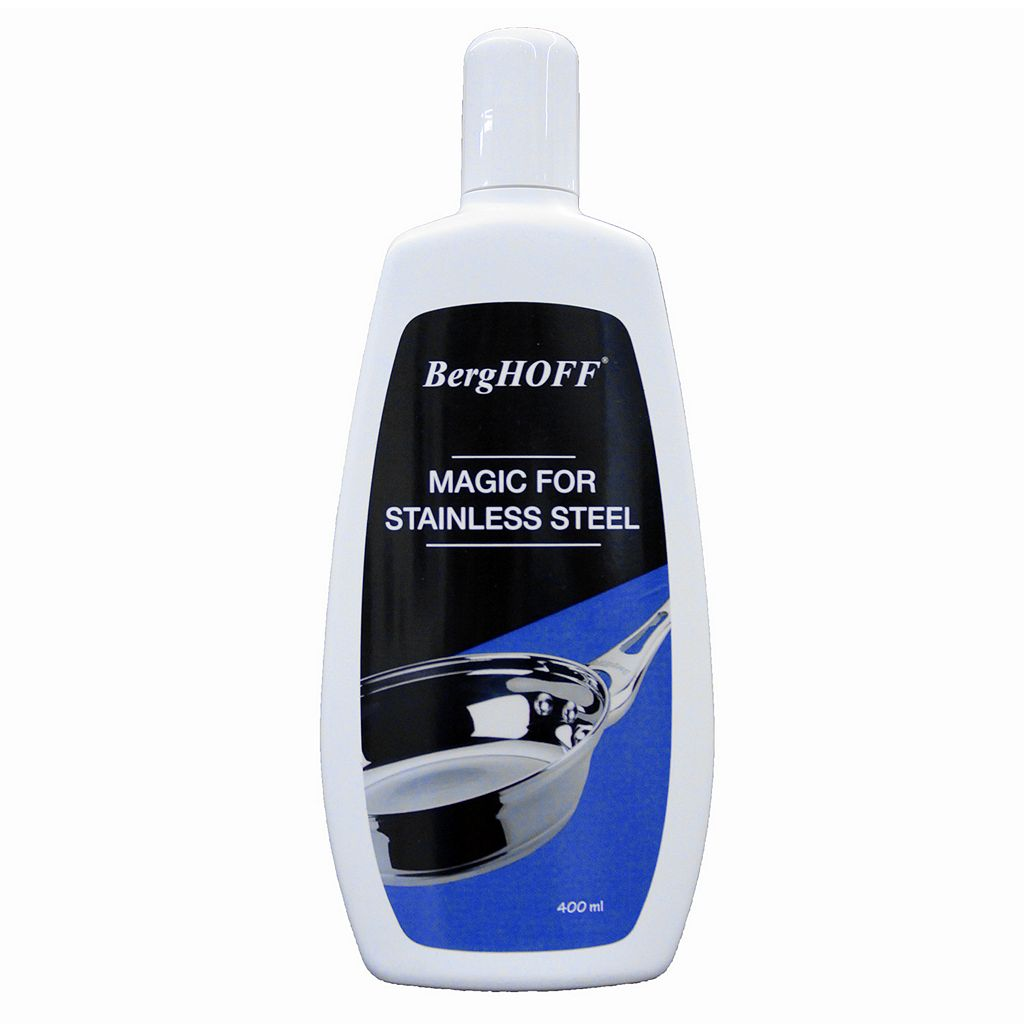 BergHOFF Magic for Stainless Steel Cleaner