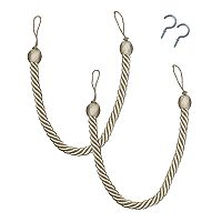Bali Rope 2-pack Curtain Tiebacks
