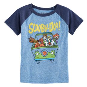 Toddler Boy Jumping Beans® Scooby-Doo Mystery Machine Graphic Tee