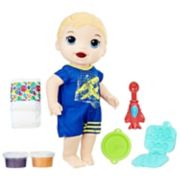 Baby Alive Snackin Luke Blonde Doll