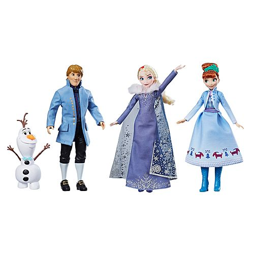 Disney Princess Frozen Festive Friends Collection