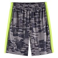 Boys 8-20 Tek Gear® DryTEK Camouflage Training Shorts