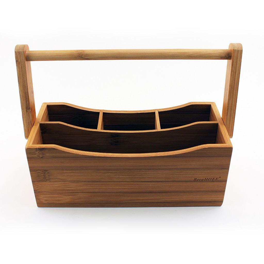 BergHOFF Bamboo Tea Box