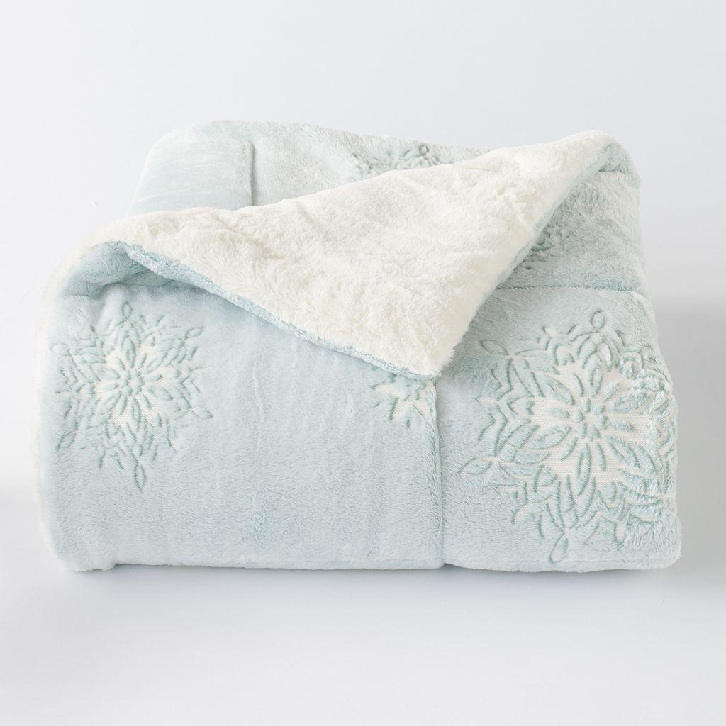 Cuddl Duds Cozy Soft Throw