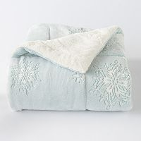 Cuddl Duds Cozy Soft Throw