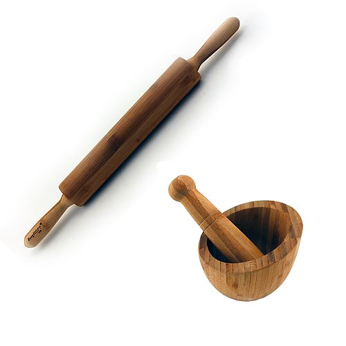 BergHOFF Bamboo 2-pc. Prep Set