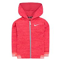 Toddler Girl Nike Dri-FIT Tunic Hoodie