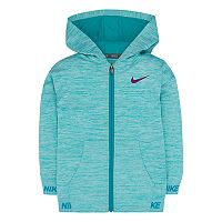 Toddler Girl Nike Dri-FIT Tunic Hoodie