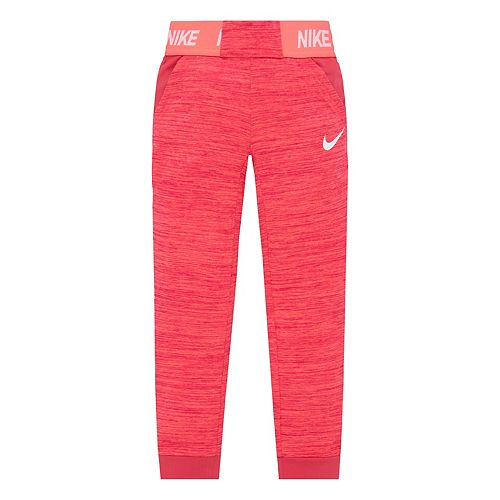 Toddler Girl Nike Dri-FIT Joggers