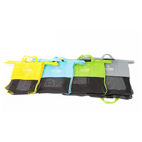 BergHOFF Trolley Bags Original Pastel