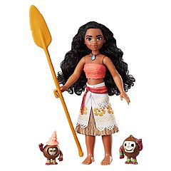 Disney's Moana Kakamora Adventure Set by Hasbro