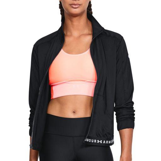 Women's Under Armour HeatGear Full Zip Jacket