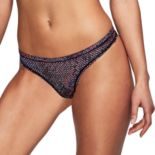 Under Armour Sheers Novelty Thong Panty 1307237