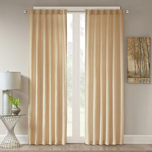 Madison Park 1-Panel Belson Window Curtain