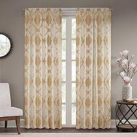 Madison Park Capella Clip Window Curtain